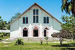Church on South Tarawa, Kiribati