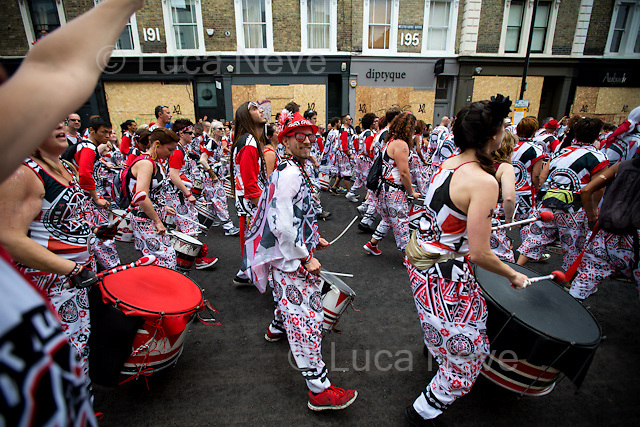 Notting Hill Carnival 2016. <br /> (For more info please click here: http://thelondonnottinghillcarnival.com/)<br /> <br /> London &amp; Londoners 2016 - Carnivals