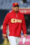 John McLaren Head coach (CHN), .February 27, 2013 - WBC : .2013 World Baseball Classic, Exhibithion Game .match between China 1-8 ORIX Buffaloes .at Kyocera Dome, Osaka, Japan..(Photo by AJPS/AFLO SPORT)