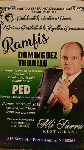 Image result for Ramfis trujillo en caricatura