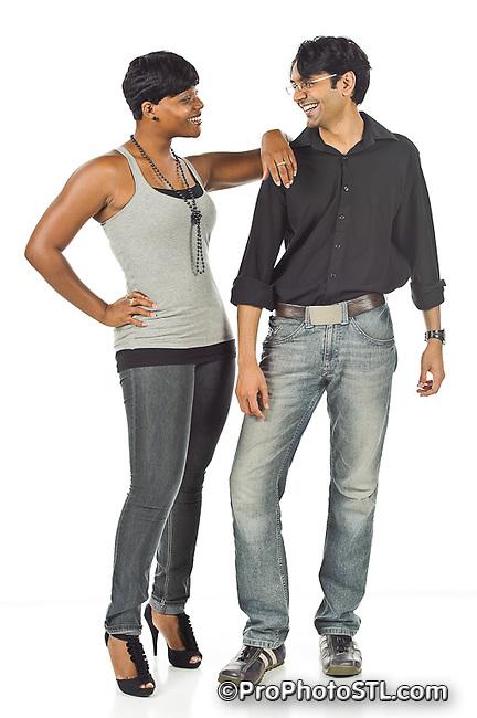 Extrinsic Salon Group models & staff