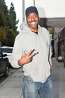 LOS ANGELES, CA - JANUARY 9: John Salley seen in Los Angeles, California on January 9, 2019. Credit: Damairs Carter/MediaPunch
