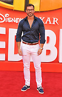Alex Miller at the &quot;Incredibles 2&quot; UK film premiere, BFI Southbank, Belvedere Road, London, England, UK, on Sunday 08 July 2018.<br /> CAP/CAN<br /> &copy;CAN/Capital Pictures