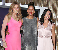 NEW YORK, NY - AUGUST 3: Denise Albert, Halle Berry and Melissa Musen at the Mamarazzi Kidnap Screening and Q & A at the Time Inc. Theater in New York City on August 3, 2017. Credit: RW/MediaPunch