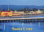 Santa Cruz Co., CA. 5x7 Postcards. Frank Balthis