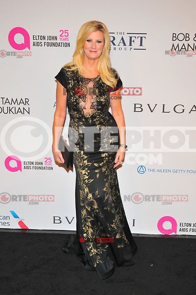 NEW YOKR, NY - NOVEMBER 7: Sandra Lee at The Elton John AIDS Foundation's Annual Fall Gala at the Cathedral of St. John the Divine on November 7, 2017 in New York City. Credit:John Palmer/MediaPunch /NortePhoto.com