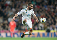 Real Madrid's Daniel Carvajal during Champions League Quarter-Finals 2nd leg match. April 11,2018. (ALTERPHOTOS/Acero) /NortePhoto.com