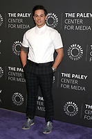 "LOS ANGELES - MAY 18:  Beau Casper Smart at the 2017 PaleyLive LA - ""Dirty Dancing: The New ABC Musical Event"" Premiere Screening And Conversation at the Paley Center for Media on May 18, 2017 in Beverly Hills, CA"