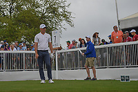 Alex Noren (SWE) watches his tee shot on 7 during day 5 of the World Golf Championships, Dell Match Play, Austin Country Club, Austin, Texas. 3/25/2018.<br /> Picture: Golffile | Ken Murray<br /> <br /> <br /> All photo usage must carry mandatory copyright credit (&copy; Golffile | Ken Murray)