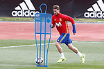 Spain's Sergio Ramos during training session. March 22,2017.(ALTERPHOTOS/Acero)
