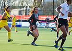 UTRECHT -  Ginella Zerbo (Ned)  tijdens   de Pro League hockeywedstrijd wedstrijd , Nederland-China (6-0) .  COPYRIGHT  KOEN SUYK