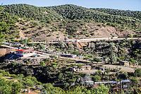 Community of Santa Barbara, Chihuahua. Magic Town<br /> Comunidad de Santa Barbara, Chihuahua. Pueblo magico<br /> <br /> &copy;Foto: LuisGutierrrez/NortePhoto