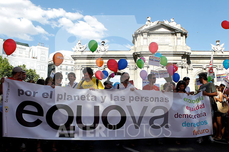 Gay pride day.June, 30,2012.(ALTERPHOTOS/Alconada)
