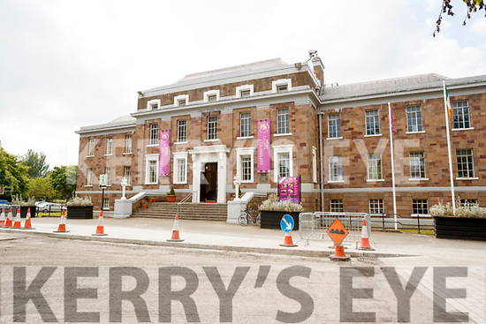 Ashe Memorial Hall, Denny Street, Tralee.