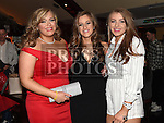 Rachel Howell celebrating her 21st birthday in The Venue at McHugh's with her sisters Rebecca and Danielle. Photo:Colin Bell/pressphotos.ie