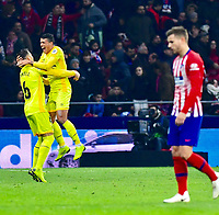 2019.01.16 La Copa Atletico de Madrid  VS Girona