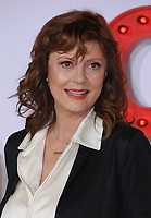"30 October  2017 - Westwood, California - Susan Sarandon. ""A Bad Moms Christmas"" Los Angeles Premiere held at Regency Village Theater in Westwood. Photo Credit: Birdie Thompson/AdMedia"