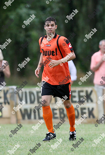 2009-07-22 / Seizoen 2009-2010 / Voetbal / Willebroek-Meerhof / Luis Pitton..Foto: Maarten Straetemans (SMB)