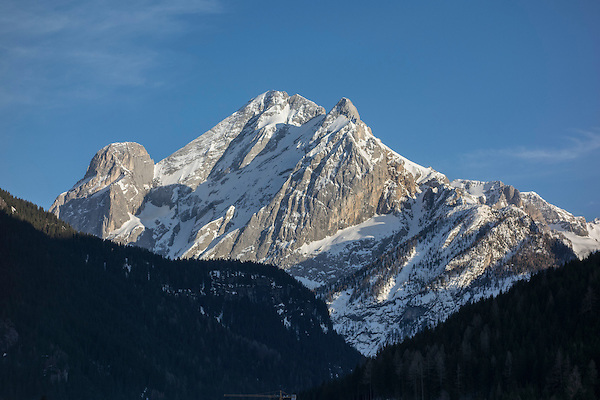 Mount Marmolada, Dolomites, Canazei, Italy,