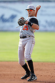 July 14th 2008:  Paco Figueroa of the Aberdeen Ironbirds, Class-A affiliate of the Baltimore Orioles, during a game at Dwyer Stadium in Batavia, NY while on a rehab assignment from the Bowie Baysox.  Photo by:  Mike Janes/Four Seam Images