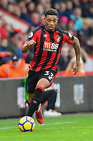 Jordon Ibe of AFC Bournemouth during AFC Bournemouth vs Stoke City, Premier League Football at the Vitality Stadium on 3rd February 2018