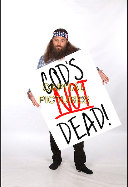 Willie Robertson<br /> in God's Not Dead (2014) <br /> *Filmstill - Editorial Use Only*<br /> CAP/FB<br /> Image supplied by Capital Pictures