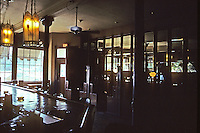 St. Louis: Park Place Saloon--Interior. Lafayette St. Photo '78.