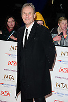 LONDON, UK. January 22, 2019: Anthony Head at the National TV Awards 2019 at the O2 Arena, London.<br /> Picture: Steve Vas/Featureflash