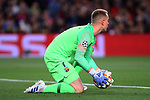 UEFA Champions League 2018/2019.<br /> Quarter-finals 2nd leg.<br /> FC Barcelona vs Manchester United: 3-0.<br /> Marc-Andre ter Stegen.