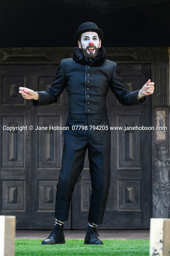 """Shakespeare's Globe presents ROMEO AND JULIET, by WIlliam Shakespeare, directed by Daniel Kramer, as part of Emma Rice's """"Summer of Love"""" season. Picture shows: Gareth Snook (Lord Capulet)"""