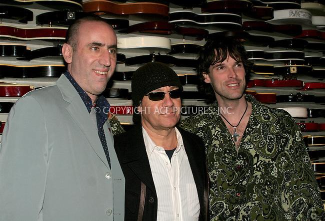 """WWW.ACEPIXS.COM . . . . .  ....NEW YORK, APRIL 17, 2006....Robert Jess Roth, Bernie Taupin and Hugh Panaro at Elton John's AIDS Foundation Benefit For """"Lestat"""".....Please byline: NANCY RIVERA- ACEPIXS.COM.... *** ***..Ace Pictures, Inc:  ..Craig Ashby (212) 243-8787..e-mail: picturedesk@acepixs.com..web: http://www.acepixs.com"""