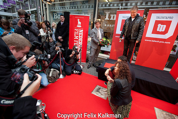 Utrecht, 1 oktober 2012.Nederlands Film Festival 2012, NFF.Talent & Pro Filmboulevard.Foto Felix Kalkman