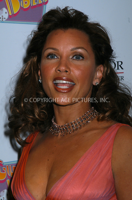 Vanessa Williams attending the 'Evening of Music From Guys And Dolls' in New York. February 23, 2004. Please byline: AJ SOKALNER/ACE Pictures.   ..*PAY-PER-USE*      ....IMPORTANT: Please note that our old trade name, NEW YORK PHOTO PRESS (NYPP), is replaced by new name, ACE PICTURES. New York Photo Press and ACE Pictures are owned by All Celebrity Entertainment, Inc.......All Celebrity Entertainment, Inc:  ..contact: Alecsey Boldeskul (646) 267-6913 ..Philip Vaughan (646) 769-0430..e-mail: info@nyphotopress.com