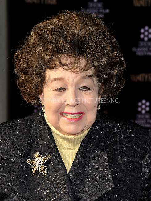 WWW.ACEPIXS.COM......April 25, 2013, Los Angeles, CA.....Jane Withers arriving at the 2013 TCM Classic Film Festival Opening Night Gala screening of 'Funny Girl' at the TCL Chinese Theatre on April 25, 2013 in Hollywood, CA.............By Line: Peter West/ACE Pictures....ACE Pictures, Inc..Tel: 646 769 0430..Email: info@acepixs.com