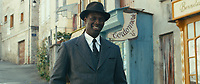 Knock (2017)<br /> Omar Sy<br /> *Filmstill - Editorial Use Only*<br /> CAP/MFS<br /> Image supplied by Capital Pictures