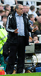 Chelsea's Avram Grant. during the Premier League match at the St James' Park Stadium, Newcastle. Picture date 5th May 2008. Picture credit should read: Richard Lee/Sportimage