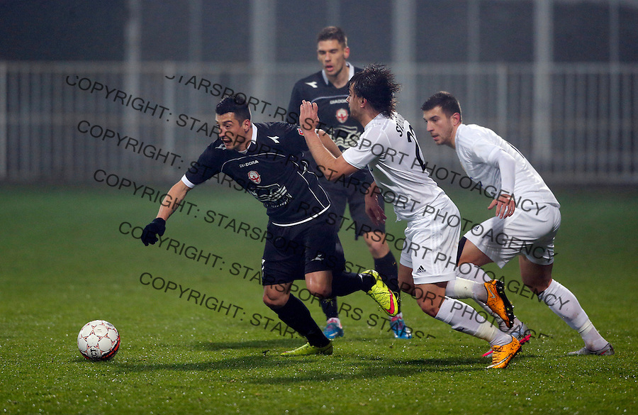 Fudbal, Super liga Srbije, Cukaricki - Vozdovac 16.12.2015.<br /> 16. Decembar 2015. (credit image &amp; photo: Pedja Milosavljevic / STARSPORT)