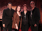 Maurice Hines, Maureen McGovern, Donna McKechnie & Dee Snider attending the Press Preview for their shows at 54 Below in New York City on December 17, 2012