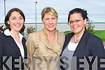 ANNIVERSARY: Bridget Reidy and Joanne Fleming (Castleisland) and Emer Leahy (abbeyfeale) who attended the 20th Anniversary of Aetna Inc, Castleisland on Thursday.   Copyright Kerry's Eye 2008