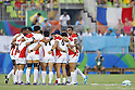 Japan team group (JPN), <br /> AUGUST 9, 2016 - / Rugby Sevens : <br /> Men's Pool Round <br /> between Great Britain 21-19 Japan <br /> at Deodoro Stadium <br /> during the Rio 2016 Olympic Games in Rio de Janeiro, Brazil. <br /> (Photo by Yusuke Nakanishi/AFLO SPORT)