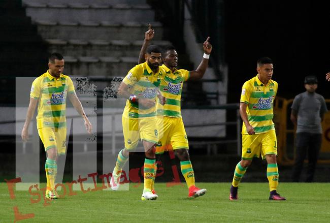 Atlético Bucaramanga venció como local 2-0 a Once Caldas. Fecha 6 Liga Águila II-2017.