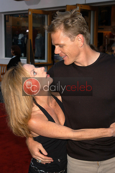Christopher Titus and wife Erin