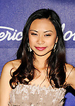 Jessica Sanchez at 'American Idol' 2012 Top 13 Finalists Party at the Grove on March 1, 2012 in Los Angeles
