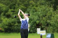 Harvey McCabe (Massereene) during the Connacht U14 Boys Amateur Open, Ballinasloe Golf Club, Ballinasloe, Galway,  Ireland. 10/07/2019<br /> Picture: Golffile | Fran Caffrey<br /> <br /> <br /> All photo usage must carry mandatory copyright credit (© Golffile | Fran Caffrey)
