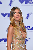 Heidi Klum at the 2017 MTV Video Music Awards at The &quot;Fabulous&quot; Forum, Los Angeles, USA 27 Aug. 2017<br /> Picture: Paul Smith/Featureflash/SilverHub 0208 004 5359 sales@silverhubmedia.com