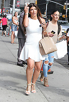 NEW YORK, NY - JUNE 29:  'Real Housewives of New Jersey' star Teresa  Giudice spotted in midtown Manhattan in New York, New York on June 29, 2016.  Photo Credit: Rainmaker Photo/MediaPunch