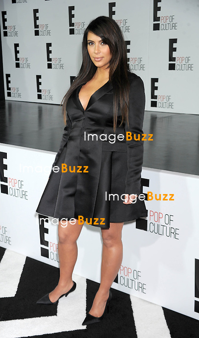 Kim Kardashian at the E! 2013 Upfront..New York City, April 23, 2013.