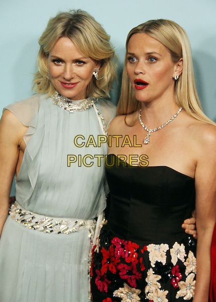 04 15,  2016: Naomi Watts, Reese Witherspoon, Diane Kruger, Jessica Bielat TIFFANY &amp;  CO. 2016 BLUE BOOK at the Cunard Building in New York, USA April 15, 2016,<br /> CAP/MPI/RW<br /> &copy;RW/MPI/Capital Pictures
