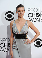 Olga Fonda at the 2014 People's Choice Awards at the Nokia Theatre, LA Live.<br /> January 8, 2014  Los Angeles, CA<br /> Picture: Paul Smith / Featureflash
