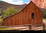 Gifford Barn, Gifford Homestead, Fruita, Capitol Reef National Park, Utah